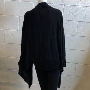 lululemon athletica Sweaters - Lululemon black cardigan, sz 4, sz 59428